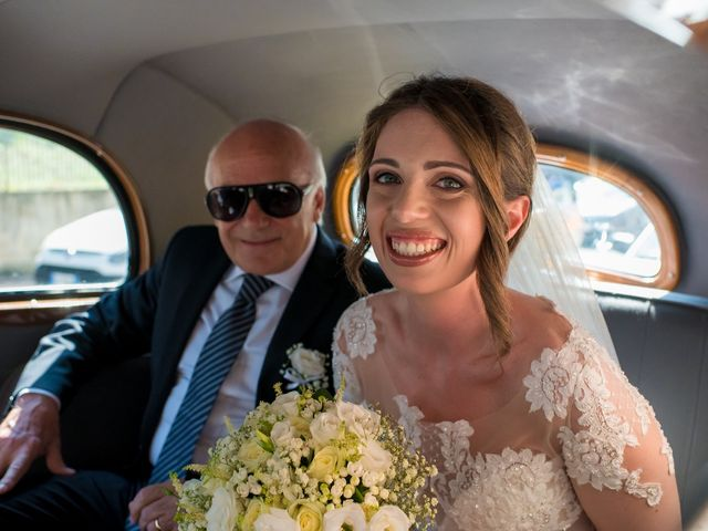 Il matrimonio di Enrico e Rita a Benevento, Benevento 12