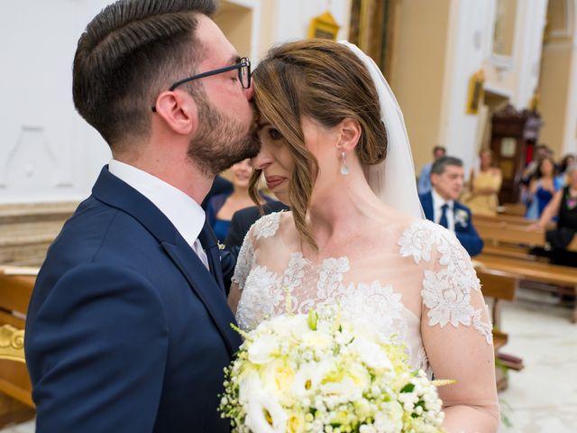 Il matrimonio di Enrico e Rita a Benevento, Benevento 14