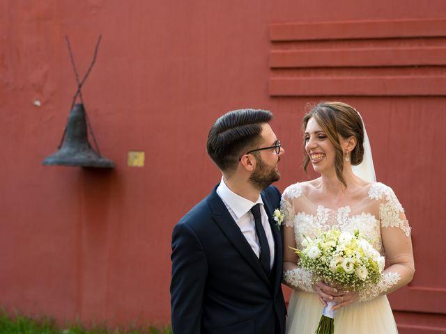 Il matrimonio di Enrico e Rita a Benevento, Benevento 19
