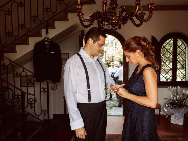 Il matrimonio di Selina e Alberto a Lucca, Lucca 7