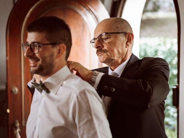 Il matrimonio di Selina e Alberto a Lucca, Lucca 15