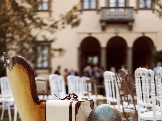 Il matrimonio di Selina e Alberto a Lucca, Lucca 39