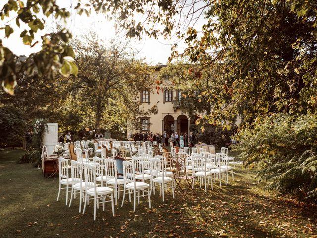 Il matrimonio di Selina e Alberto a Lucca, Lucca 42