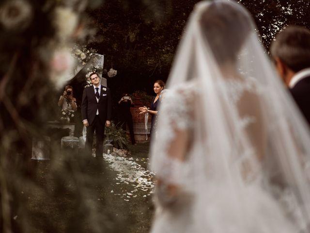 Il matrimonio di Selina e Alberto a Lucca, Lucca 64