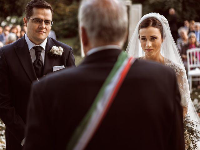 Il matrimonio di Selina e Alberto a Lucca, Lucca 70