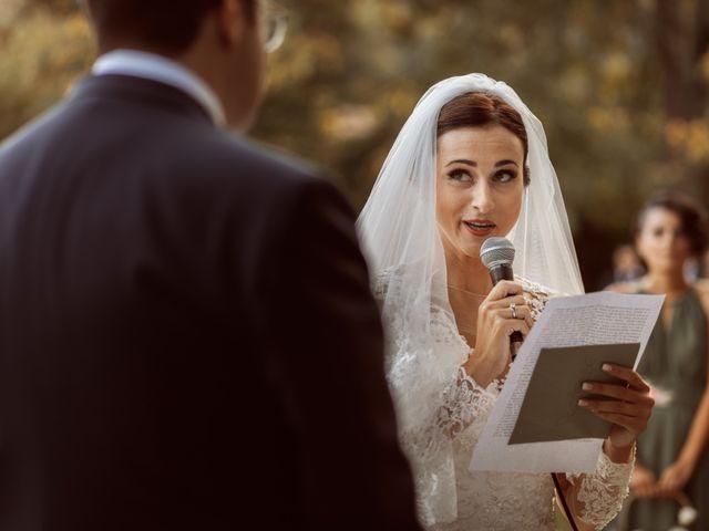 Il matrimonio di Selina e Alberto a Lucca, Lucca 73