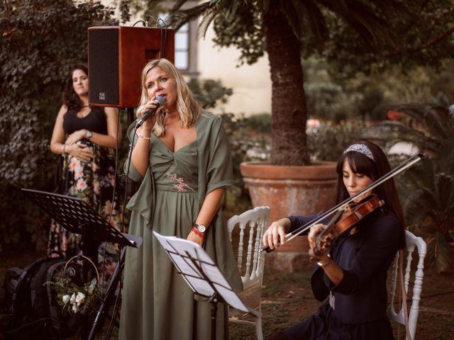 Il matrimonio di Selina e Alberto a Lucca, Lucca 74