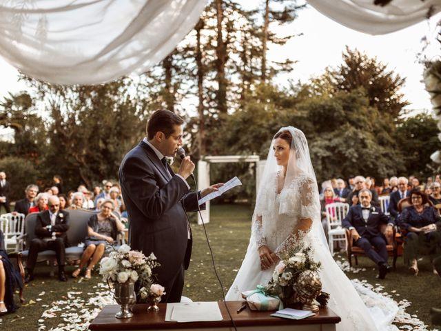 Il matrimonio di Selina e Alberto a Lucca, Lucca 76