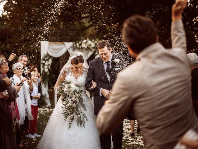 Il matrimonio di Selina e Alberto a Lucca, Lucca 78