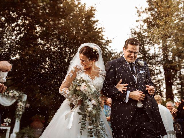 Il matrimonio di Selina e Alberto a Lucca, Lucca 79