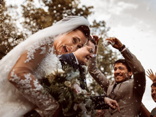 Il matrimonio di Selina e Alberto a Lucca, Lucca 80