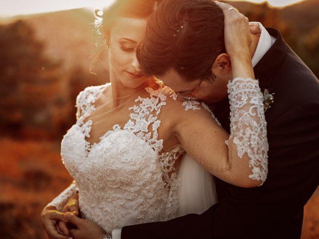 Il matrimonio di Selina e Alberto a Lucca, Lucca 86