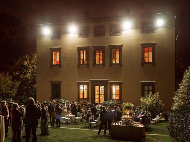 Il matrimonio di Selina e Alberto a Lucca, Lucca 91