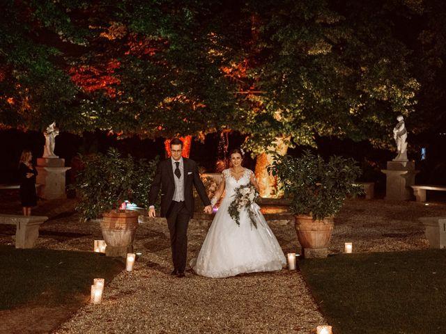 Il matrimonio di Selina e Alberto a Lucca, Lucca 99