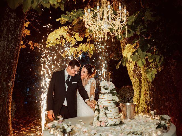 Il matrimonio di Selina e Alberto a Lucca, Lucca 104