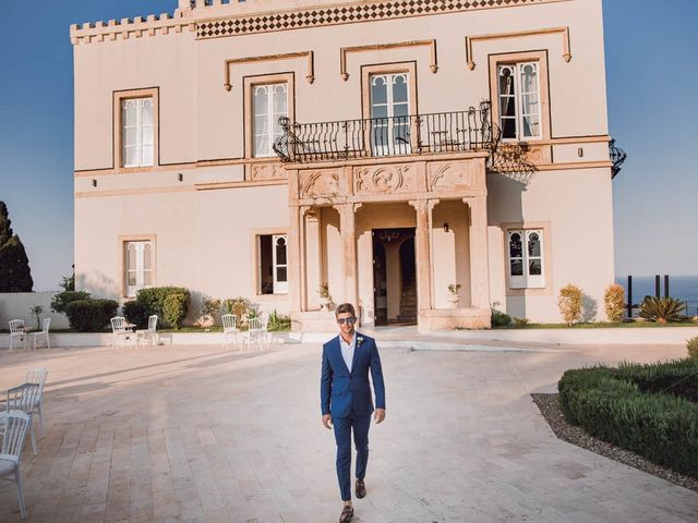 Il matrimonio di Fernando e Juliana a Taormina, Messina 12