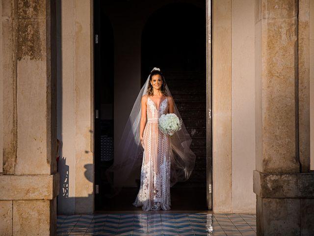 Il matrimonio di Fernando e Juliana a Taormina, Messina 13