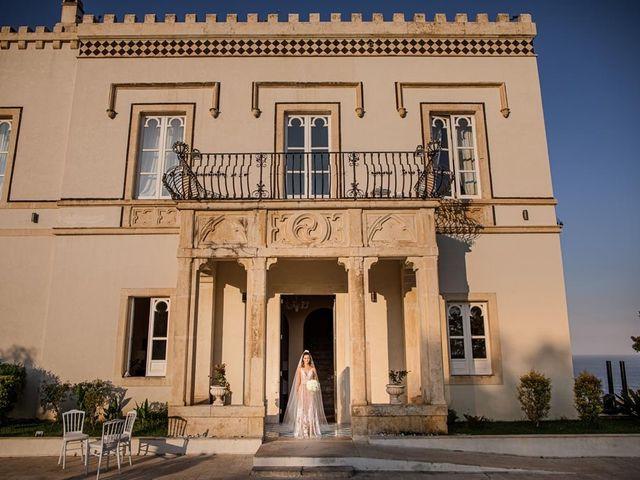 Il matrimonio di Fernando e Juliana a Taormina, Messina 14