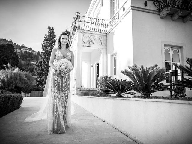 Il matrimonio di Fernando e Juliana a Taormina, Messina 15