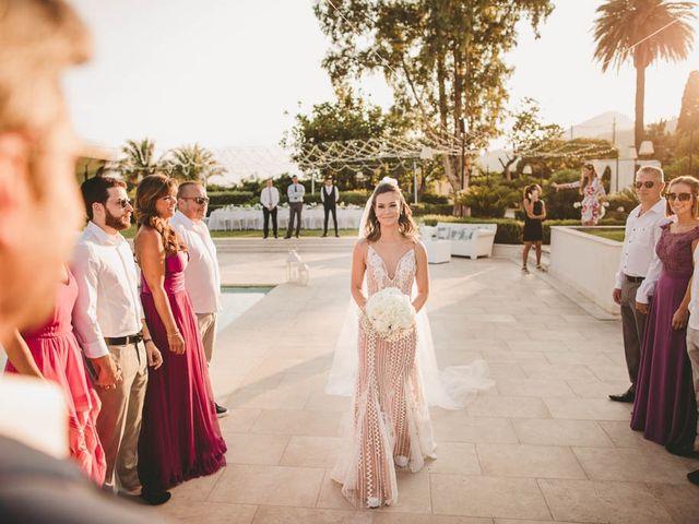 Il matrimonio di Fernando e Juliana a Taormina, Messina 16