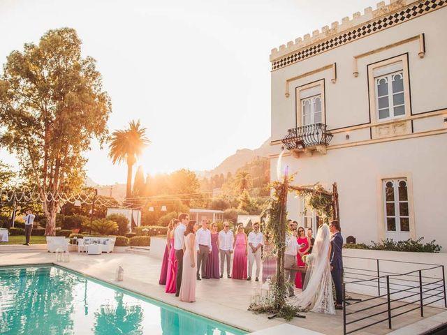 Il matrimonio di Fernando e Juliana a Taormina, Messina 18