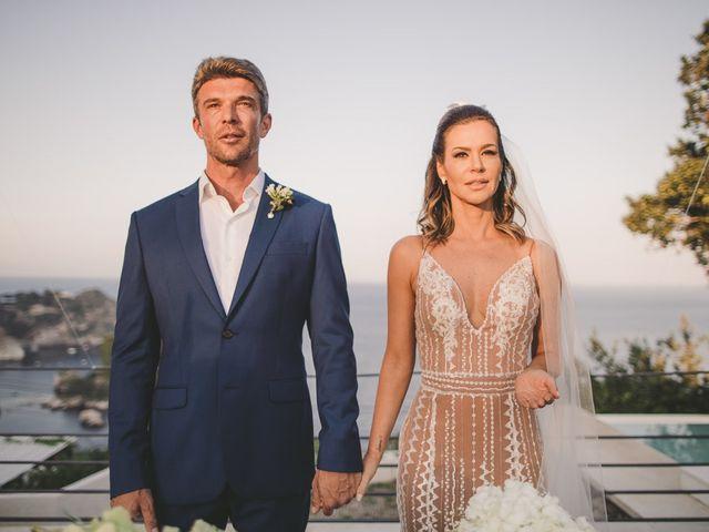 Il matrimonio di Fernando e Juliana a Taormina, Messina 19