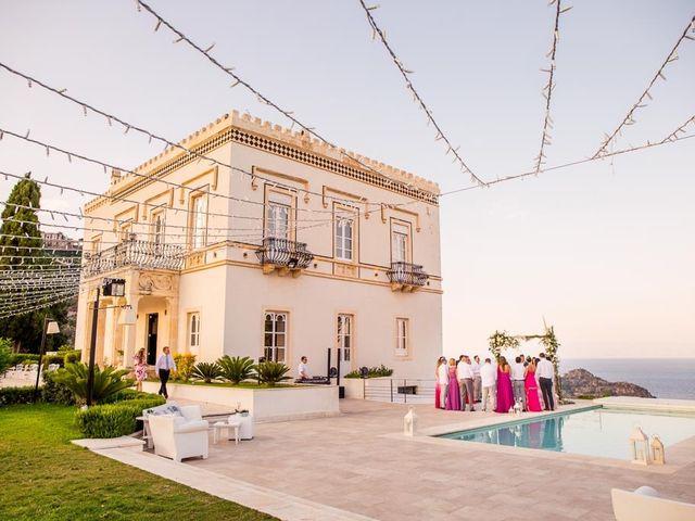 Il matrimonio di Fernando e Juliana a Taormina, Messina 23