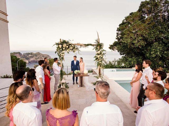 Il matrimonio di Fernando e Juliana a Taormina, Messina 24