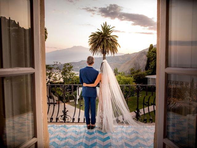 Le nozze di Juliana e Fernando