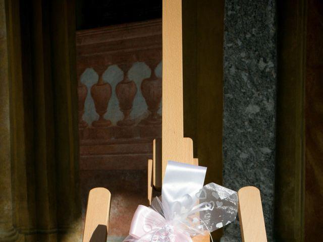 Il matrimonio di Alex e Teresa a Brissago-Valtravaglia, Varese 16