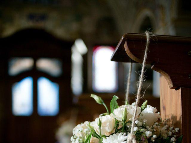 Il matrimonio di Alex e Teresa a Brissago-Valtravaglia, Varese 17