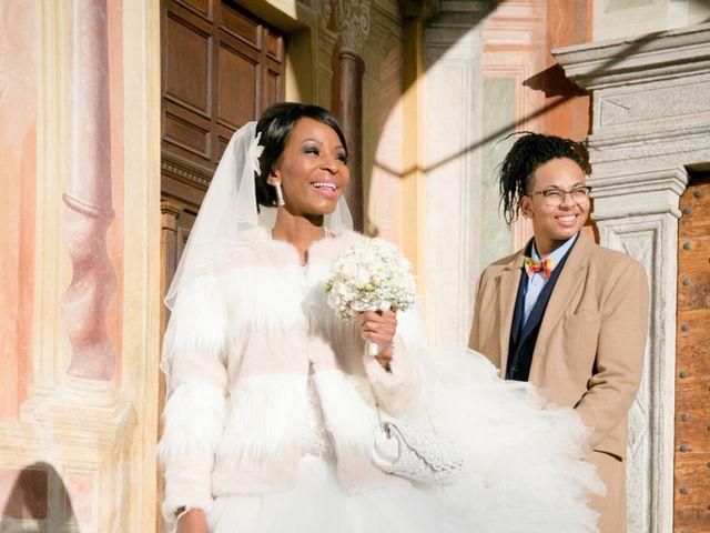 Il matrimonio di Alex e Teresa a Brissago-Valtravaglia, Varese 22