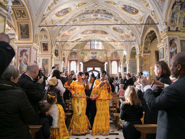 Il matrimonio di Alex e Teresa a Brissago-Valtravaglia, Varese 27