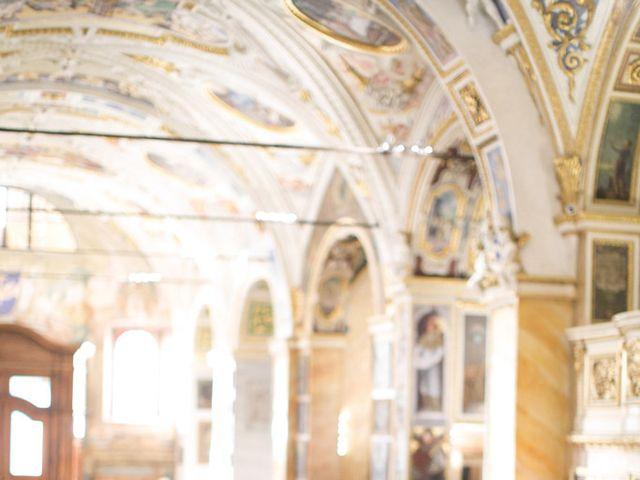 Il matrimonio di Alex e Teresa a Brissago-Valtravaglia, Varese 41