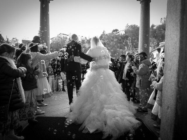 Il matrimonio di Alex e Teresa a Brissago-Valtravaglia, Varese 50