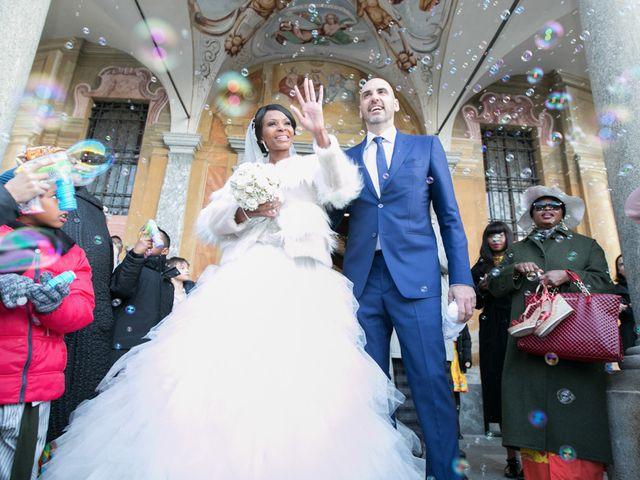 Il matrimonio di Alex e Teresa a Brissago-Valtravaglia, Varese 51