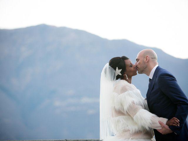 le nozze di Teresa e Alex