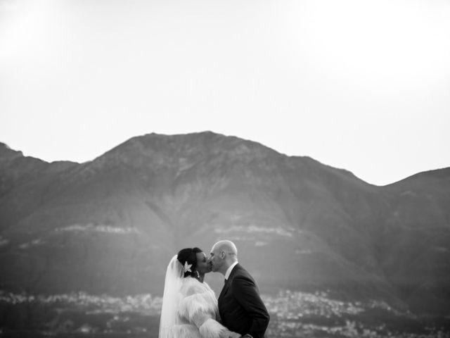 Il matrimonio di Alex e Teresa a Brissago-Valtravaglia, Varese 1