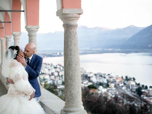 Il matrimonio di Alex e Teresa a Brissago-Valtravaglia, Varese 57