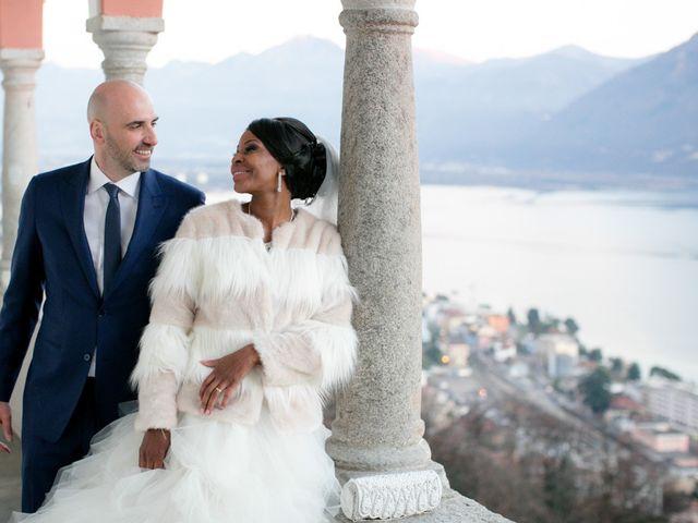 Il matrimonio di Alex e Teresa a Brissago-Valtravaglia, Varese 58