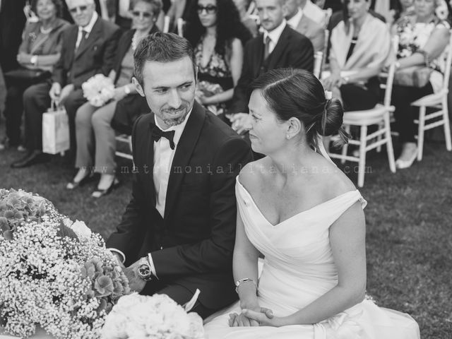 Il matrimonio di Flavio e Barbara a Belgirate, Verbania 5