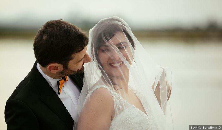 Il matrimonio di Guido e Elisa a Vercelli, Vercelli