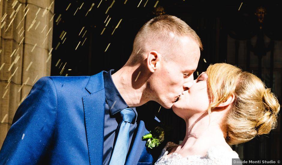 Il matrimonio di David e Martina a Udine, Udine