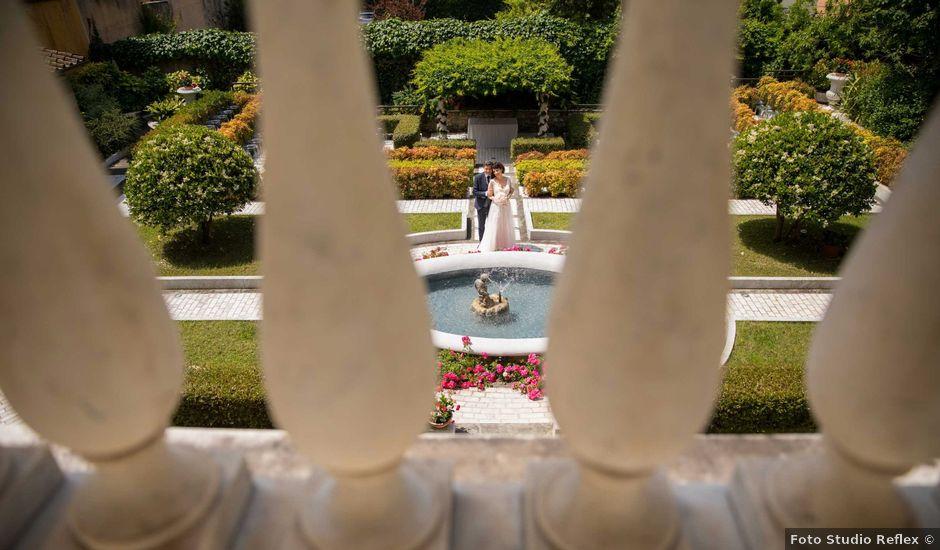 Il matrimonio di Antonio e Gabriella a Carrara, Massa Carrara