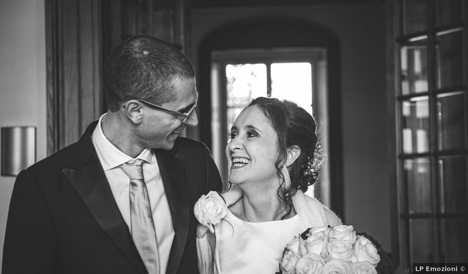 Il matrimonio di Andrea e Tiziana a Cermenate, Como