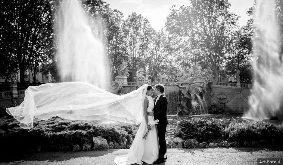 Il matrimonio di Fernando e Chiara a Torino, Torino