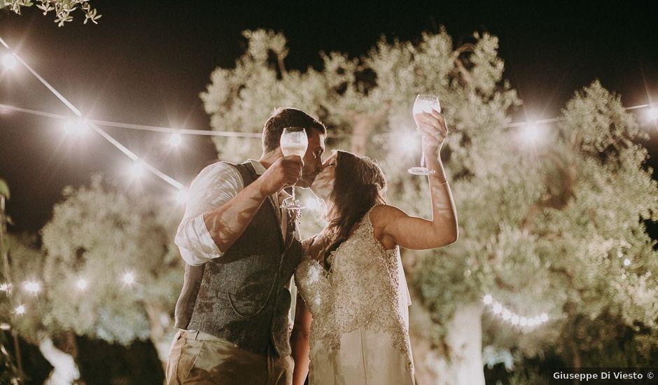 Il matrimonio di Steven e Nancy a Francavilla Fontana, Brindisi