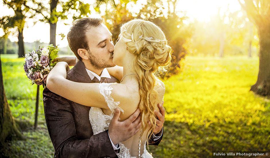 Il matrimonio di Umberto e Beatrice a Appiano Gentile, Como