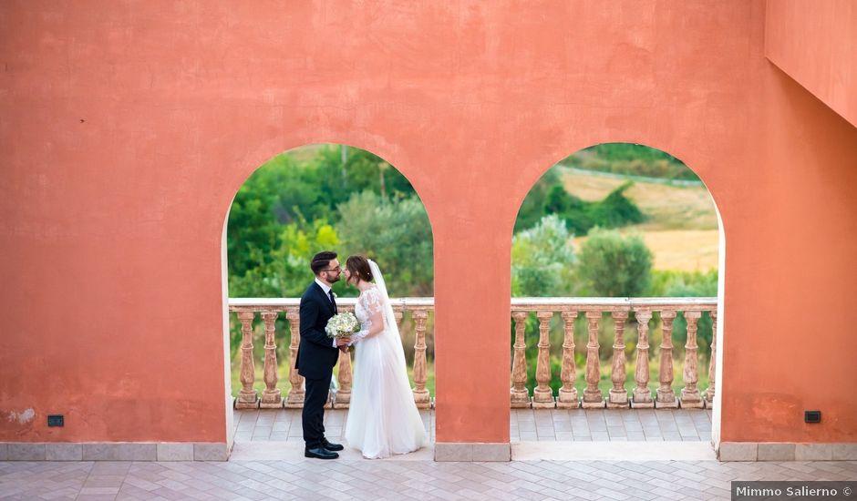 Il matrimonio di Enrico e Rita a Benevento, Benevento