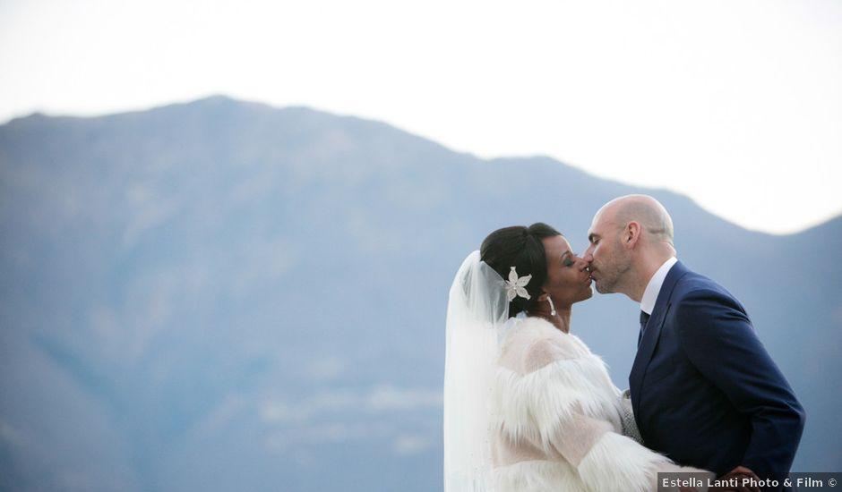 Il matrimonio di Alex e Teresa a Brissago-Valtravaglia, Varese
